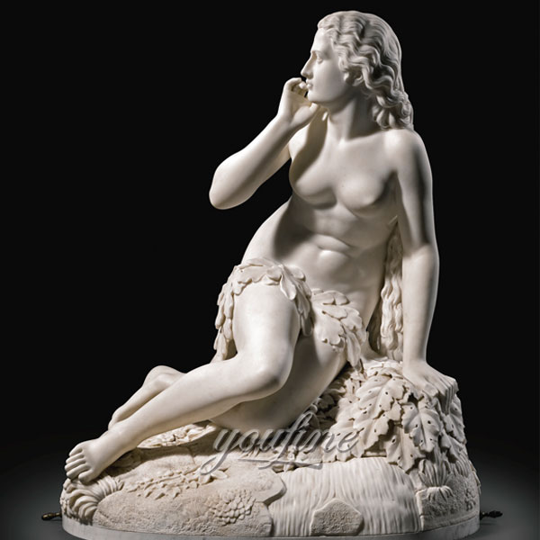 Famous art sculptures Eve by Scipione Tadolini for home decor