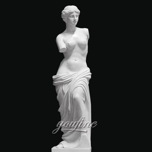 Famous art sculptures life size Venus marble statues for sale