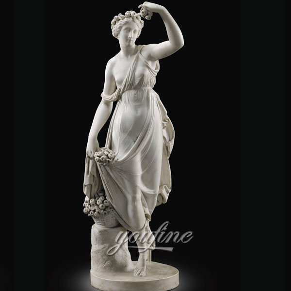 Famous art sculptures life size Workshop of Scipione Tadolini for sale