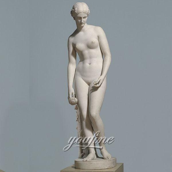Famous art sculptures life size clytie william henry rinehart statue for sale