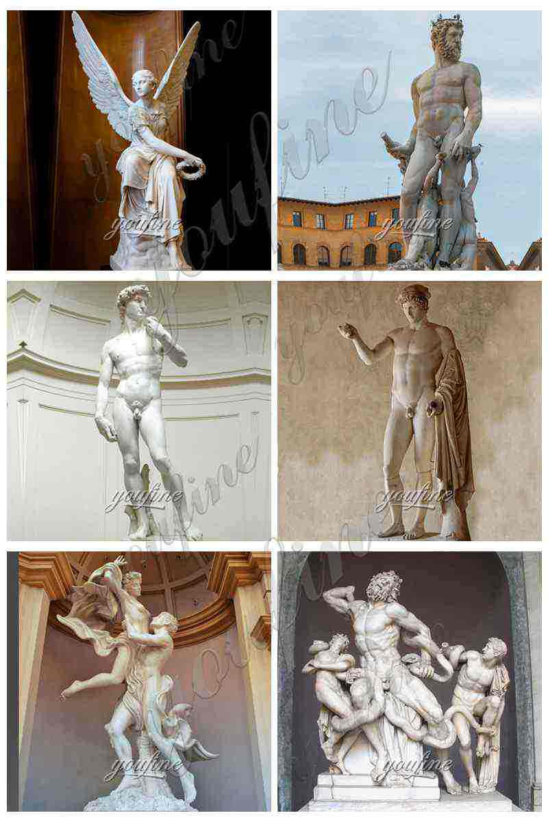 life size marble famous statue for sale